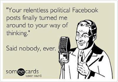 facebook+politics